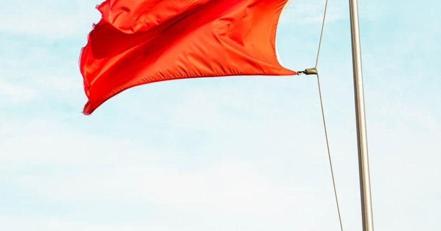 Големи червени знамена, които указват измами в онлайн казиното