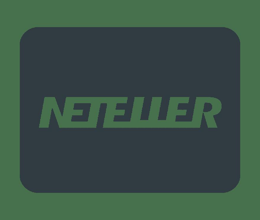 Top 103 Neteller New Casinos 2021 -Low Fee Deposits