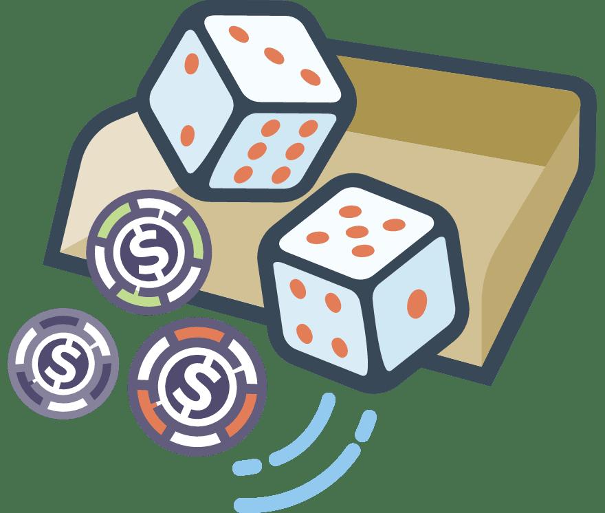 Играйте Craps онлайн – Топ 30 New Casinoа, плащащи най-много за 2021 г.